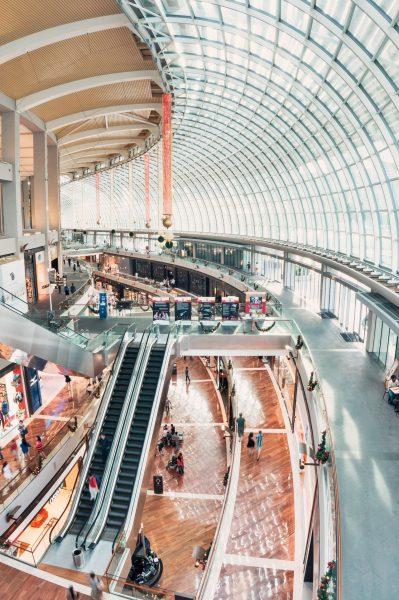 Čišćenje tržnih centara